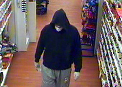 Robbery Suspect - Drayton Valley, AB. Canada